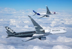 """CESDA, Piloto aviación comercial, Escuela de pilotos, Airbus duplica la flota de A350 XWB"""