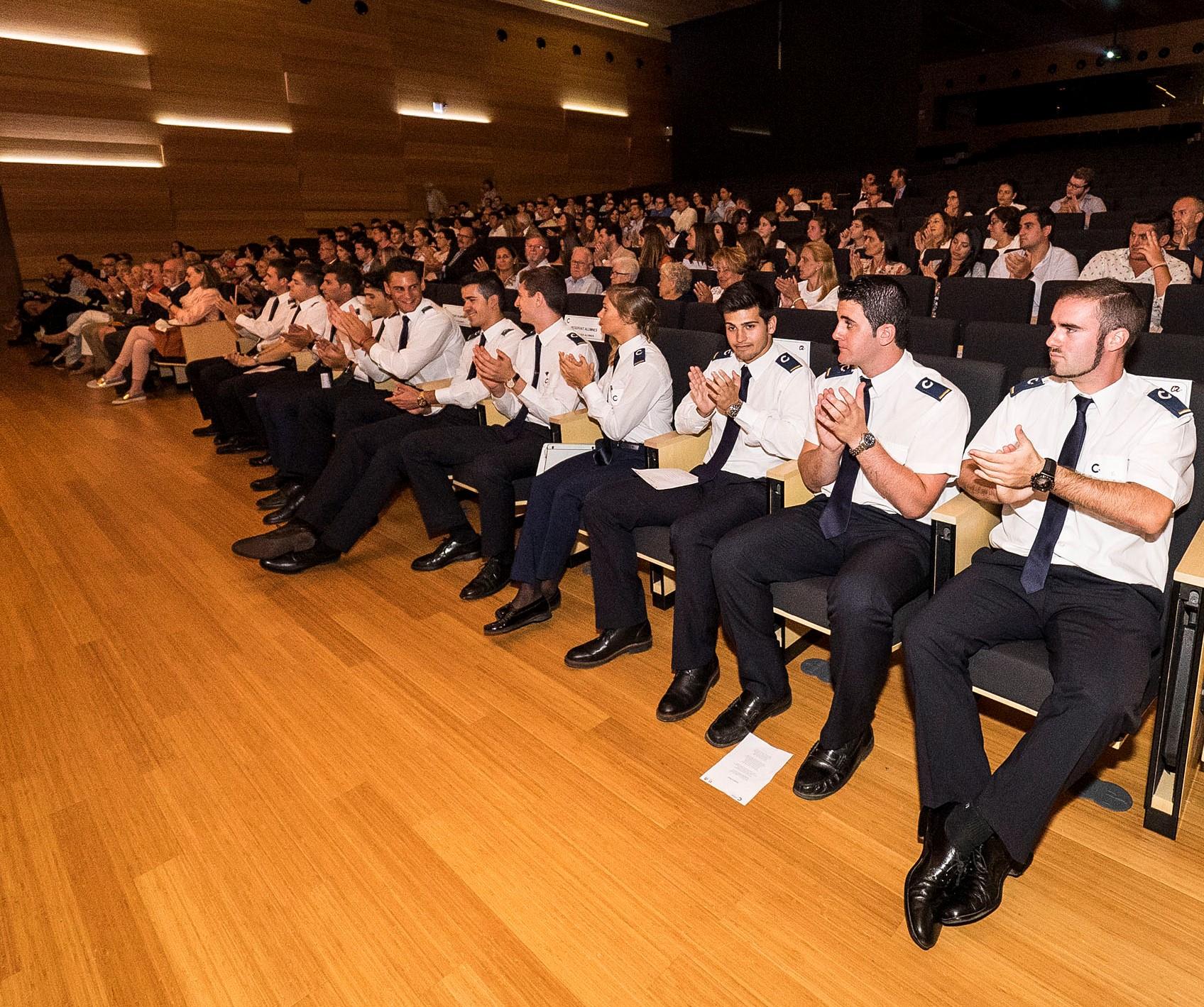 CESDA primera escuela de pilotos graduación 2017 _1