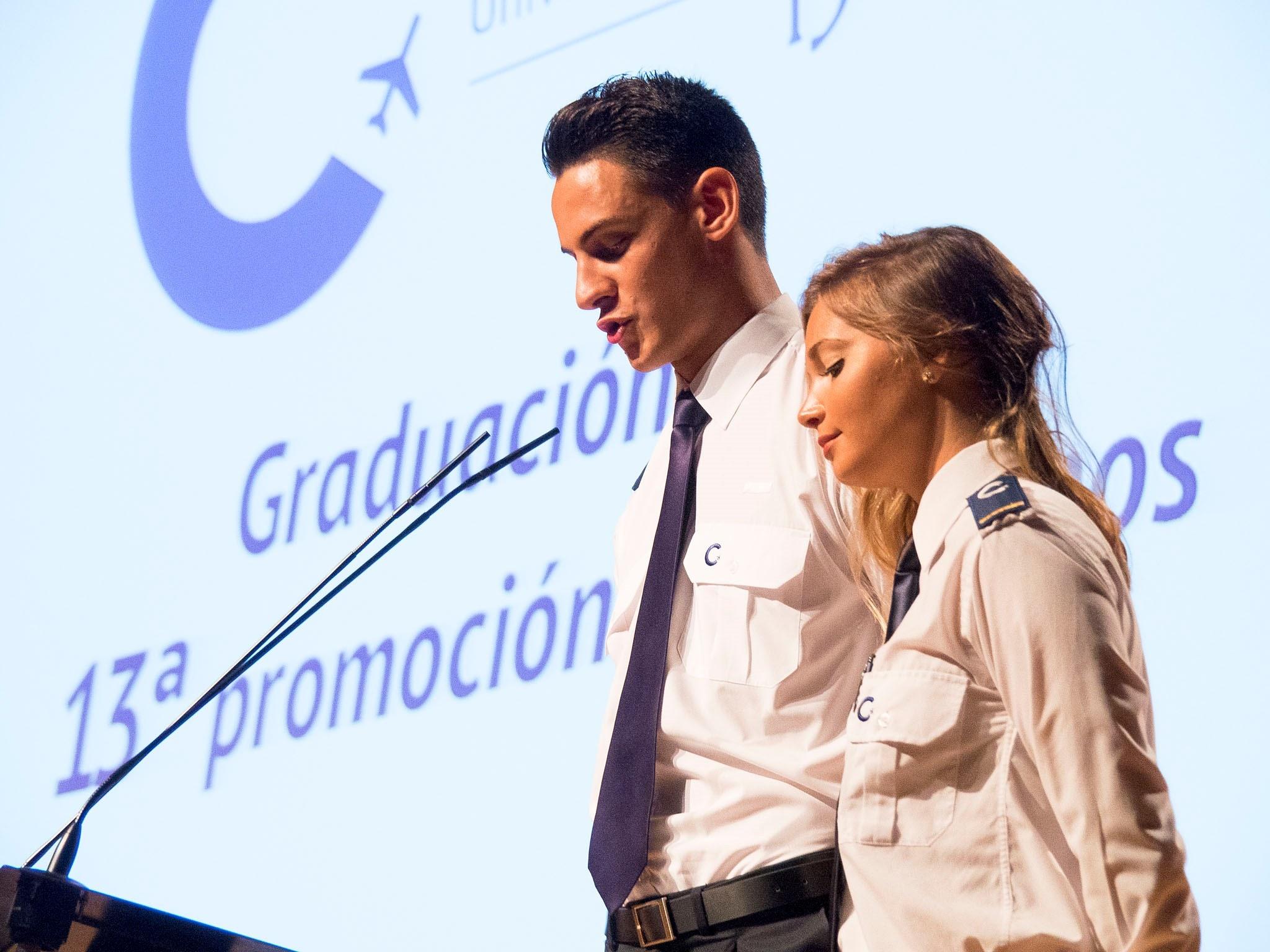 CESDA primera escuela de pilotos graduación 2017 _3