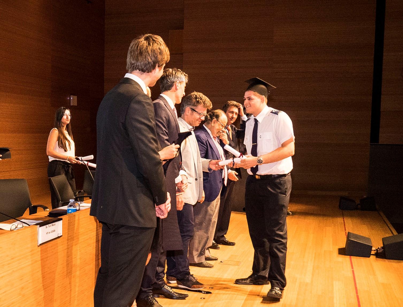 CESDA primera escuela de pilotos graduación 2017 _4