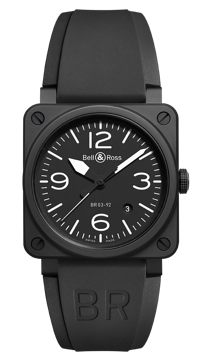 Modelo BR03-92 Ceramic-Black-Matte - Bell&Ross