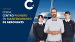 [video] CESDA centro pionero en mantenimiento de aeronaves