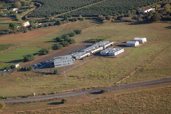 CESDA, escuela de pilotos (Reus). Aviación