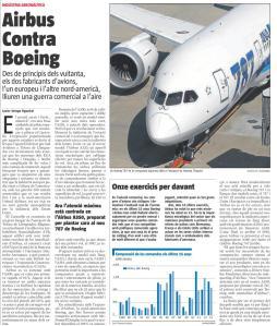 """""""Airbus vs Boeing"""""""