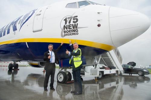 """""""CESDA, Piloto aviación comercial, Escuela de pilotos, B737 Ryanair"""""""