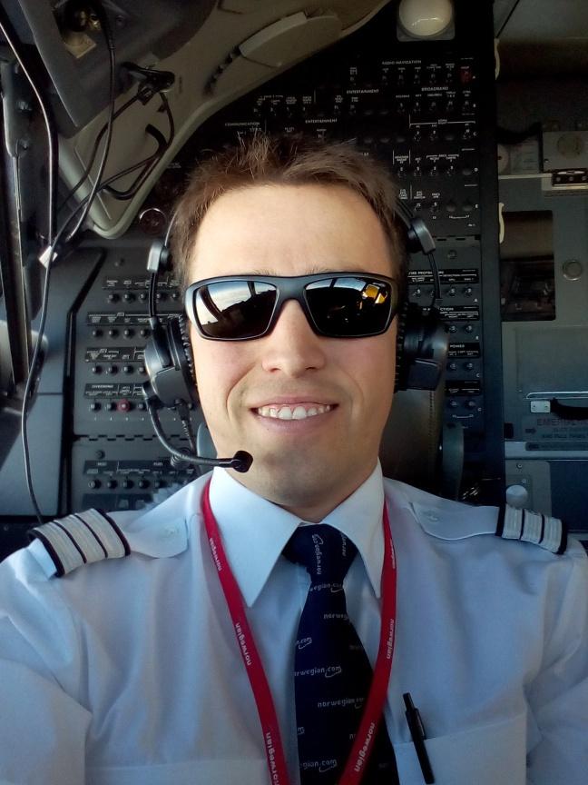 """""""CESDA, Piloto aviación comercial, Escuela de pilotos, Bern Camins"""""""