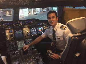 """""""CESDA, Piloto aviación comercial, Escuela de pilotos, Àngel Casas López de Arce"""""""