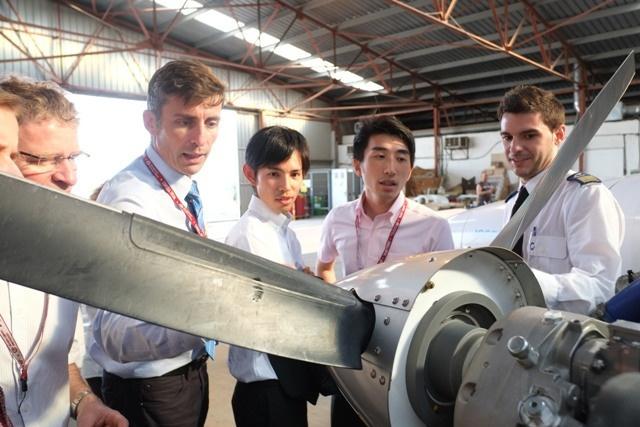 """""""CESDA, Piloto aviación comercial, Escuela de pilotos, Proyecto JEDI-ACE"""""""