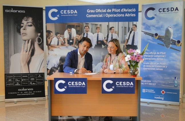 """""""CESDA, Piloto aviación comercial, Escuela de pilotos, Premio al mejor expediente académico"""""""
