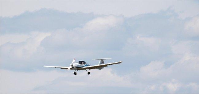 """""""CESDA, Piloto aviación comercial, Escuela de pilotos, Primer vuelo"""""""