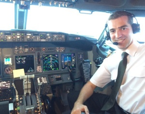 """""""CESDA, Piloto aviación comercial, Escuela de pilotos, Miguel Pons"""""""