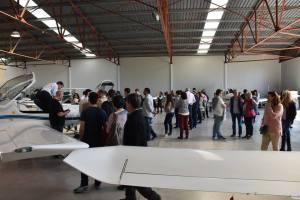 """""""CESDA, Piloto aviación comercial, Escuela de pilotos, Hangares Aeroclub de Reus"""""""