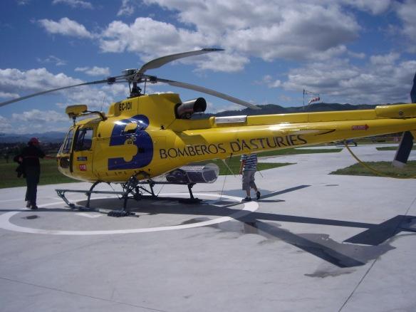 """""""CESDA, Piloto aviación comercial, Escuela de pilotos, Servicio de bomberos de Asturias"""""""