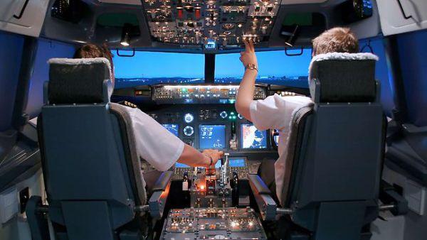 """""""CESDA, Piloto aviación comercial, Escuela de pilotos, Trabajo en el sector aeronáutico"""""""