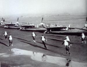 """""""CESDA, Piloto aviación comercial, Escuela de pilotos, Batalla de Inglaterra"""""""