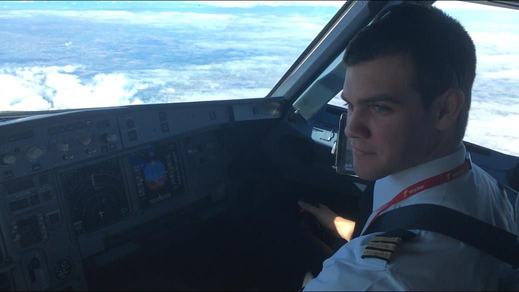 boris vila cockpit