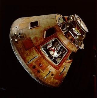 """""""CESDA, Piloto aviación comercial, Escuela de pilotos, Módulo Apollo 11"""""""