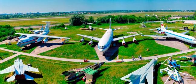 """""""CESDA, Piloto aviación comercial, Escuela de pilotos, Museo de Aviación Estatal de Ucrania"""""""
