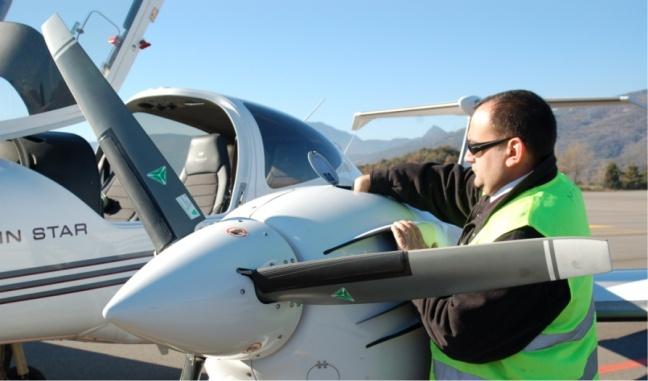 """""""CESDA, Piloto aviación comercial, Escuela de pilotos, Instrucción de vuelo"""""""
