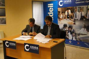 """""""CESDA, Piloto aviación comercial, Escuela de pilotos, Convenio CESDA con Banc Sabadell"""""""