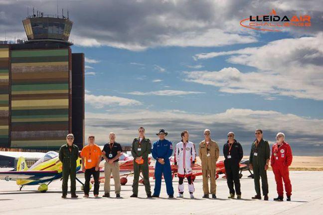 """""""CESDA, Piloto aviación comercial, Escuela de pilotos, Participantes Air Challenge"""""""