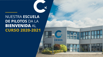 CESDA, Escuela de Pilotos, da la bienvenida al Curso 2020-2021