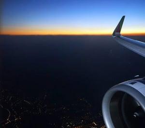 vuelo nocturno