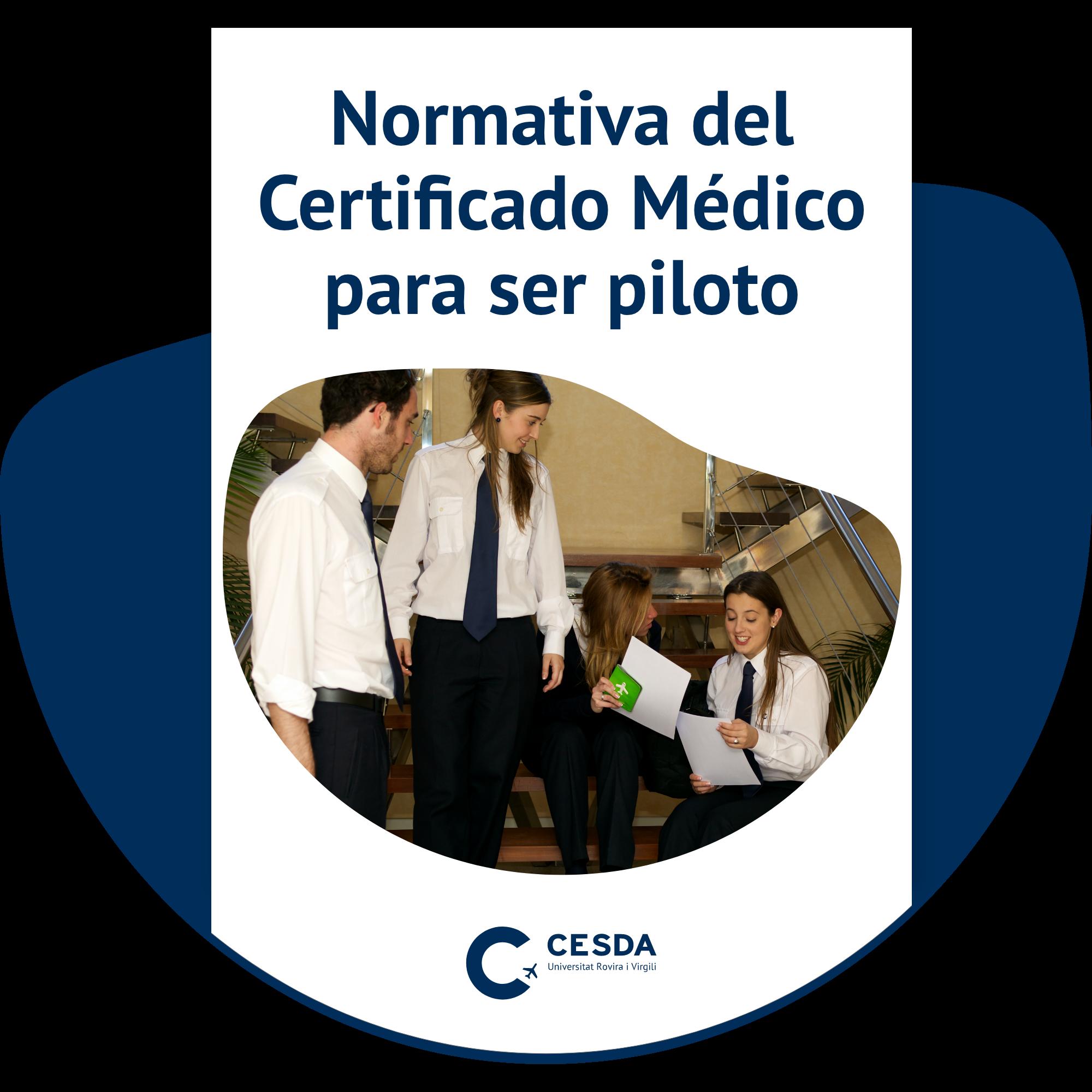 Normativa del Certificado Médico para ser piloto