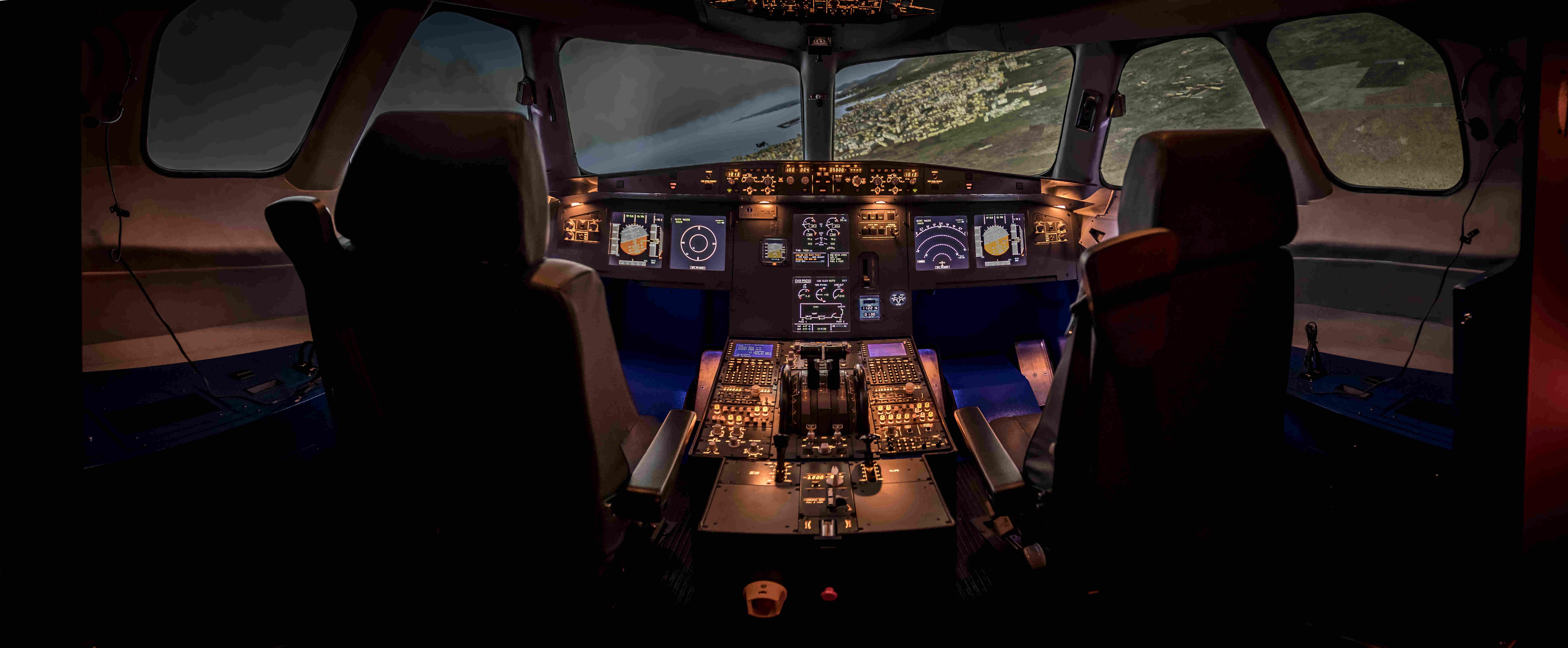 simulador airbus a320