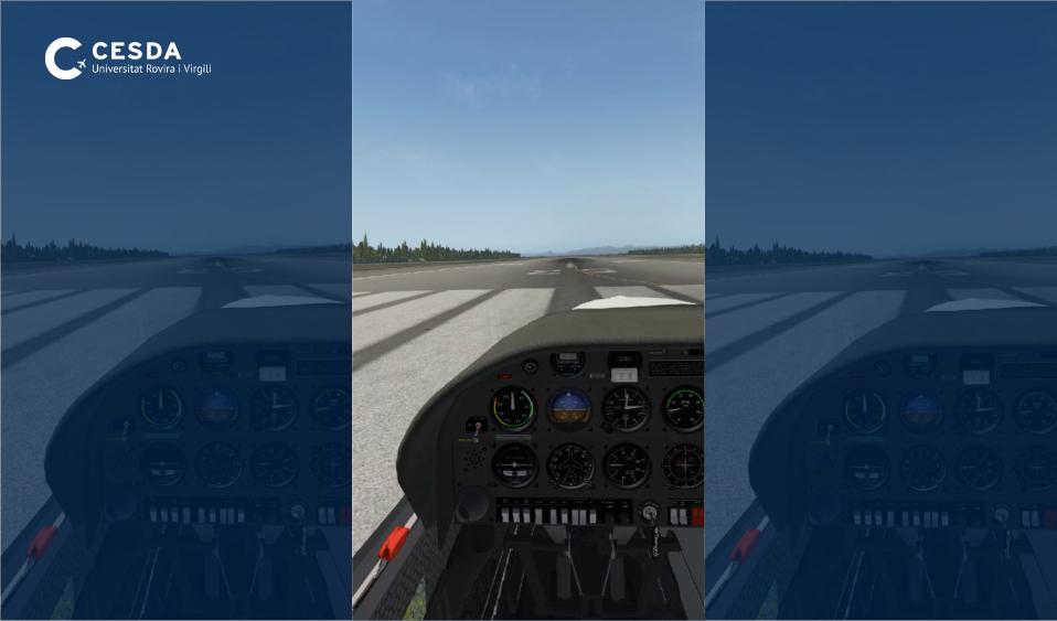simulador de vuelo da20-c1